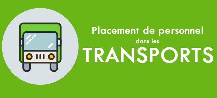 Placement dans les transports: suivez le mouvement!