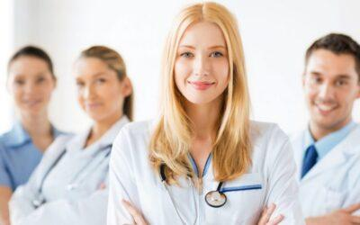 Specificities in the medical sector for employment agencies.